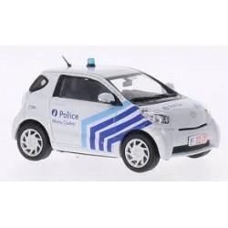 Toyota Iq police belge