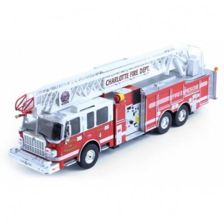 US Camion de pompiers Charlotte 2014