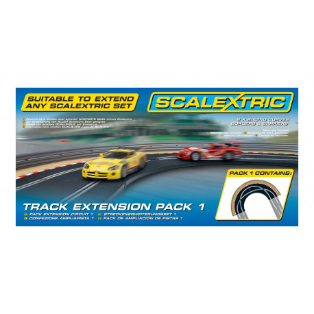 Pack extension voies 1