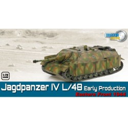 Jagdpanzer IV L/48 Early Production. Eastern Front 1944 1/72