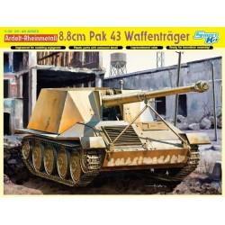 Ardelt-Rheinmetall 8.8cm Pak 43 Waffentrager WWII 1/35