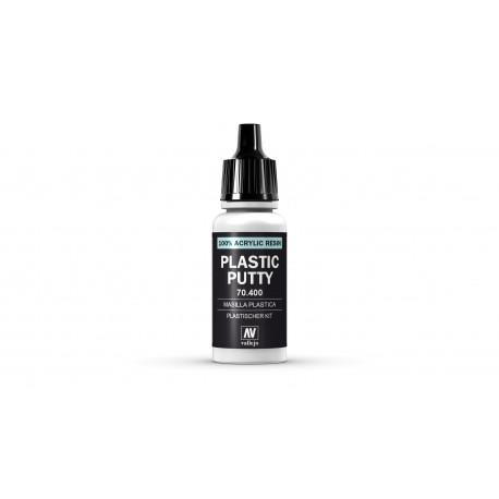 Mastic Plastique / Plastic Putty, 17 ml
