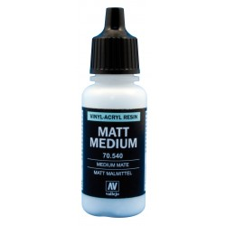 Matt Medium, 17 ml