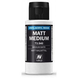 Matt Medium, 60ml