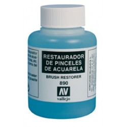 Restaurateur Pinceaux / Watercolor Brush Restorer, 85ml