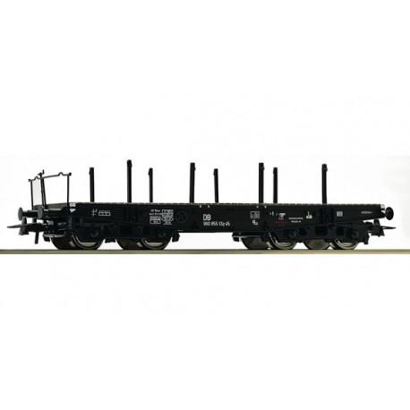 Wagon plat pour charges lourdes DB H0