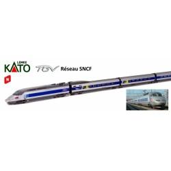 Rame automotrice TGV SNCF Railcar (10 pces) N