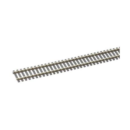 Rail flexible traverse imitation bois / Wooden Sleeper flexible track 91,4cm, code 100, H0