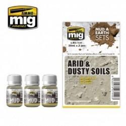 Enamel Texturé Boue Sol Sec et Léger / Enamel Heavy Mud Texture Light Dry Soil 35ml