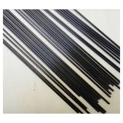 Fil fibre carbone 2 mm