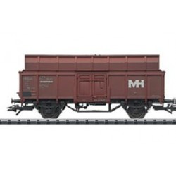 """1 Wagon coke-car """"Max-Hütte"""" H0"""