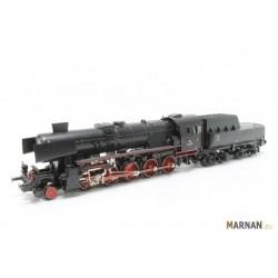 Locomotive à vapeur BR52 OBB HO