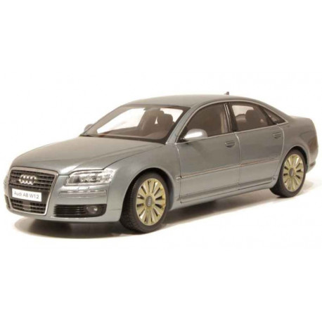 Audi A8 W12 6.0, 2006, 1/18