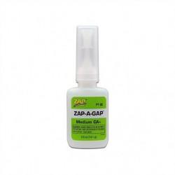 Colle ZAP-A-GAP CA+, Viscosité Moyenne / Medium Viscosity, 14,1 gr