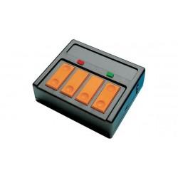 Commutateur à bouton-poussoir / Change-over button H0