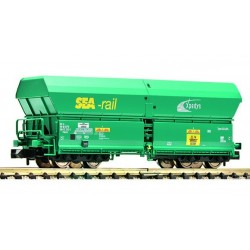 "High capacity self unloading hopper wagon type Falns ""SEA-rail"""