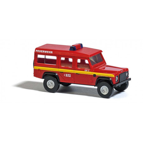 Land Rover Pompiers / Fire truck N