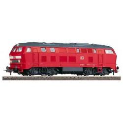Locomotive Diesel BR 215 DB DC H0