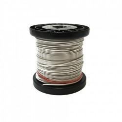 Câble blanc / White cable 50m