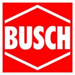 BUSCH 7098 routes courbe h0